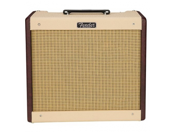 Amplificator chitara Fender Blues Jr Ltd. Ed. TT Wine Blonde