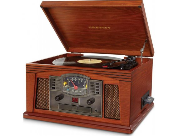 Pick-up Crosley Lancaster - Entertainment Center CR42D-PA