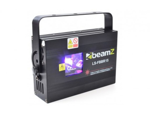 BeamZ Fat Beam LS-FBBR15