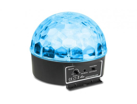 BeamZ Mini Star Ball 6x3W RGBAW