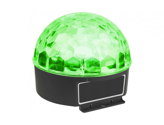 BeamZ Magic Jelly DJ Ball 6x1W