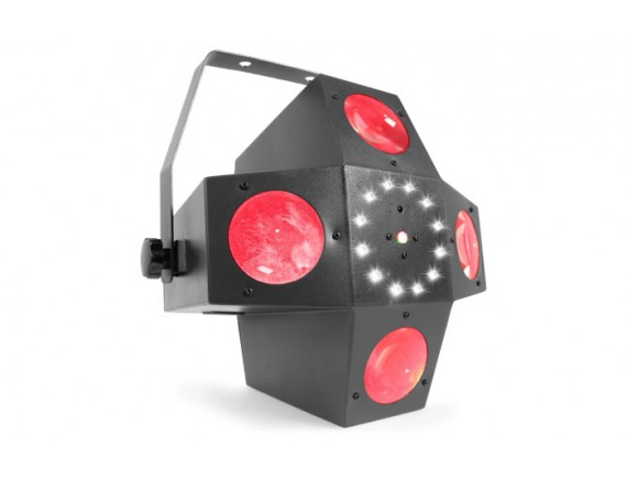 BeamZ MultiTrix Led cu Strobe