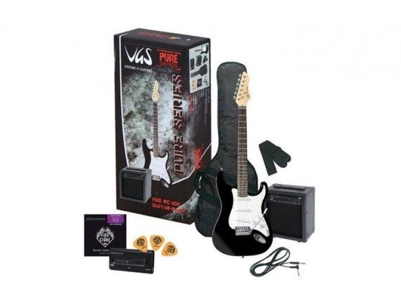 Chitara electrica VGS RC-100 Guitar Pack