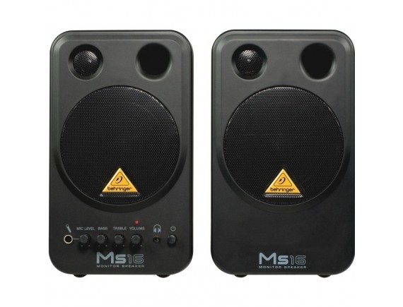 Monitoare Multimedia Behringer MS16