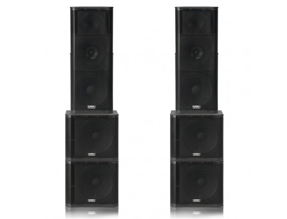SISTEM AUDIO QSC Audio KW SYSTEM