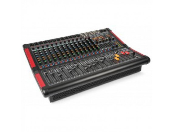 PDM-S1204A Mixer activ 12 canale 2x350W Blutetooth / usb