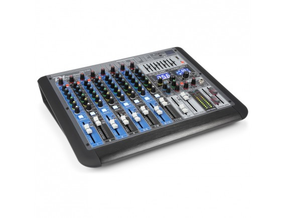 Mixer analog Profesional 12 canale PDM-S1204