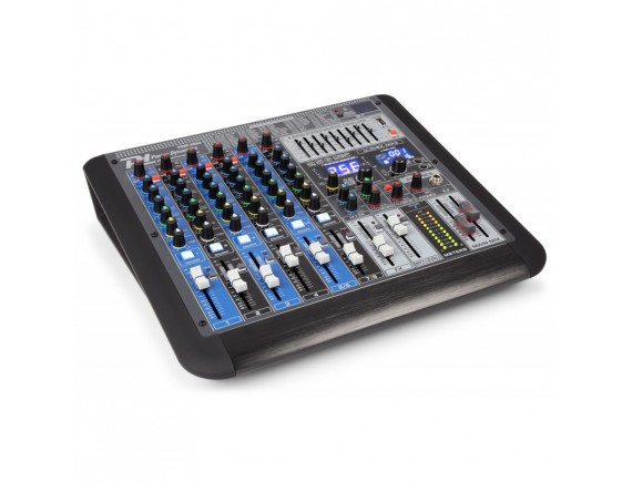 Mixer analog Profesional 8 canale PDM-S804